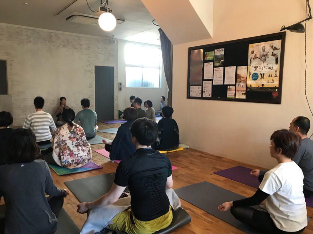 ジャパ瞑想